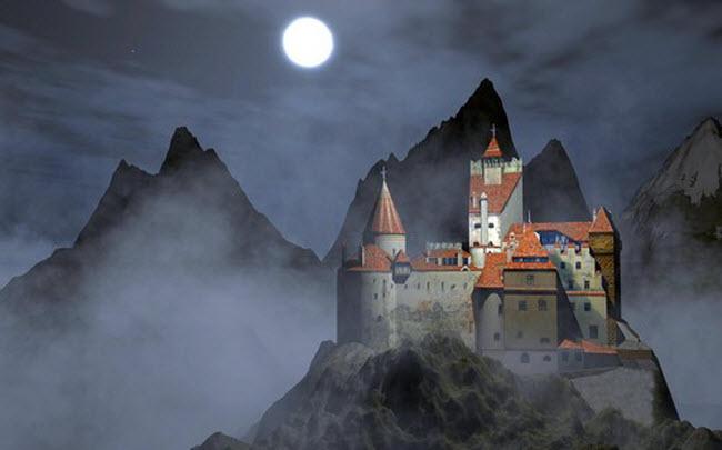 Ám ảnh với 10 lâu đài ma ám đáng sợ nhất châu Âu - 8