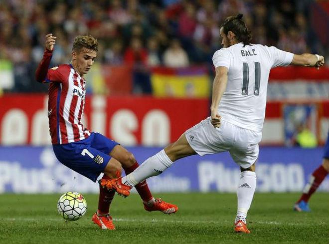 """Chuyển nhượng MU: Bale là """"dự bị"""" của Griezmann - 1"""