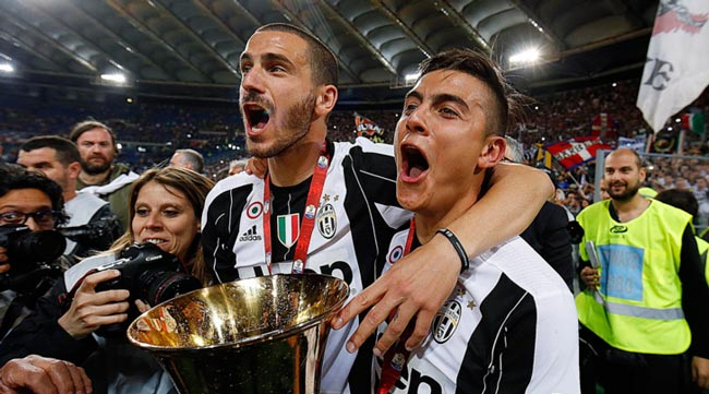 Real - Barca đá kinh điển chuyển nhượng: Xâu xé Juventus - ảnh 1