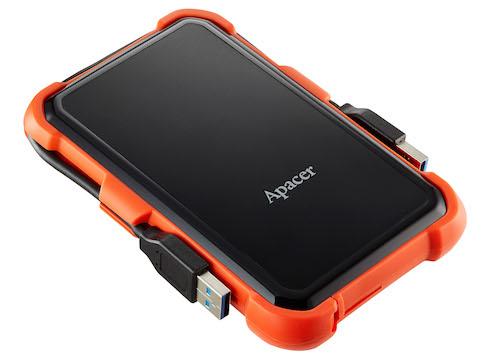 Apacer giới thiệu ổ cứng cực hầm hố: Chống va đập, bụi và nước - 1