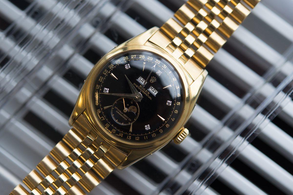 Vì sao chiếc Rolex của vua Bảo Đại đắt giá nhất thế giới? - 2
