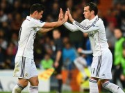 """Bóng đá - MU & Real làm """"bom tấn đôi"""": 130 triệu bảng cho Bale & James"""