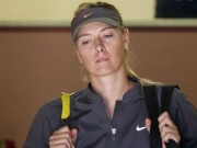 Sharapova KHÔNG được dự Roland Garros, bỏ họp báo