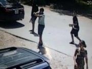 An ninh Xã hội - Nổi máu giang hồ, nhóm côn đồ đất Cảng tới tận nhà bắn đối thủ