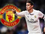 Bóng đá - Chuyển nhượng MU: James Rodriguez đòi áo của Rooney