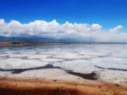 """Du lịch - Khám phá nơi được coi là """"Gương bầu trời"""" ở TQ"""
