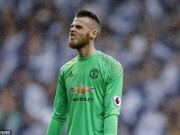 Bóng đá - Mourinho cho De Gea nghỉ hè sớm, Real vung 60 triệu bảng