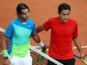 Thể thao - Chi tiết Nadal - Almagro: Almagro bỏ cuộc vì chấn thương (KT)
