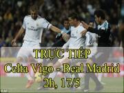 Bóng đá - Chi tiết Celta Vigo – Real Madrid: Kroos chốt hạ trận đấu (KT)