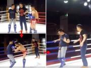 Thể thao - Muay Thái hành hạ Bát Quái Chưởng: Võ Trung Quốc lại đau vì MMA