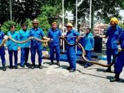 Thế giới - Malaysia: Dân khiếp hãi vì hổ mang chúa khổng lồ dài 6m
