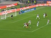"""Bàn thắng đẹp V36 Serie A: Đường cong vi diệu, Buffon thành  """" trò hề """""""