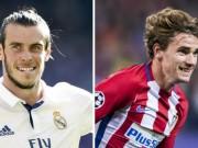 """Bóng đá - Chuyển nhượng MU: Bale là """"dự bị"""" của Griezmann"""