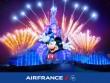 Bay Air France, trúng kì nghỉ tại Disneyland Paris thần tiên