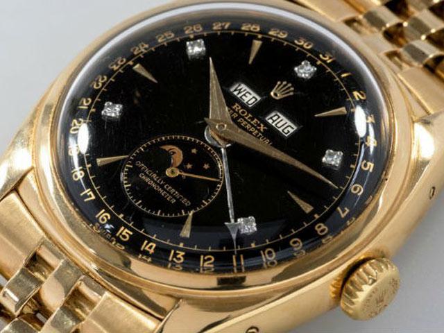Đồng hồ trăm tỷ của vua Bảo Đại lọt top 5 chiếc đắt nhất thế giới