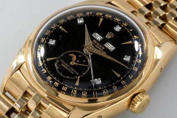 Đồng hồ trăm tỷ của vua Bảo Đại lọt top 5 chiếc đắt nhất thế giới - 1