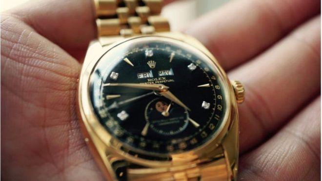 Đồng hồ trăm tỷ của vua Bảo Đại lọt top 5 chiếc đắt nhất thế giới - 2