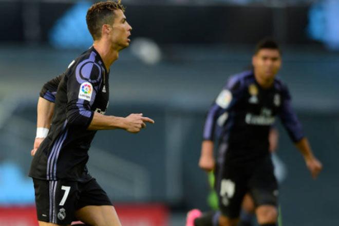 Celta Vigo - Real Madrid: Cú đúp đi vào huyền thoại - 1