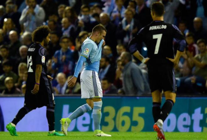 Celta Vigo - Real Madrid: Cú đúp đi vào huyền thoại - 2