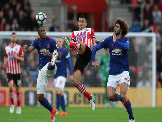 """Southampton – MU: Điểm 10 cho """"Người nhện Nam Mỹ"""" - 1"""