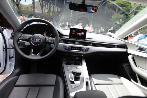 Audi A5 Sportback 2017 ra mắt Việt Nam - 2