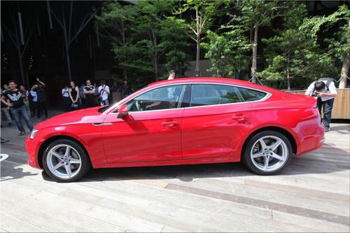 Audi A5 Sportback 2017 ra mắt Việt Nam - 4