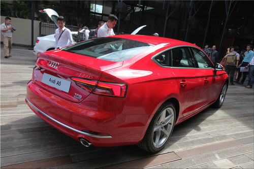 Audi A5 Sportback 2017 ra mắt Việt Nam - 5