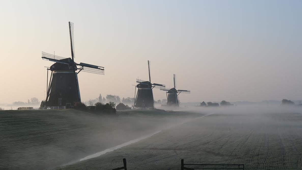 """""""Bí mật"""" ít người biết về cối xay gió - biểu tượng của người Hà Lan - 5"""