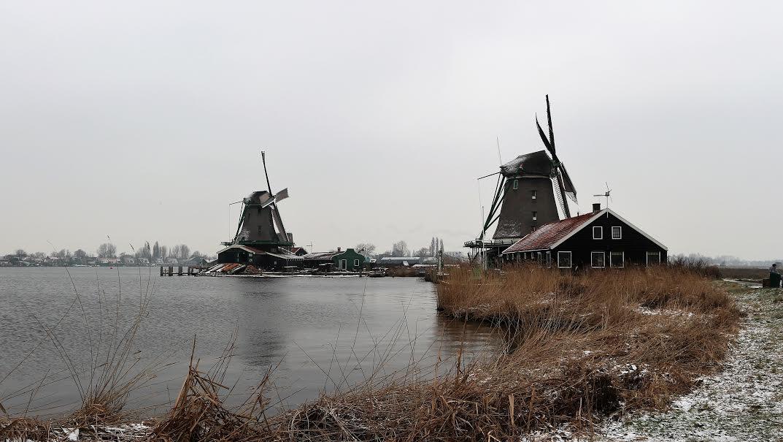 """""""Bí mật"""" ít người biết về cối xay gió - biểu tượng của người Hà Lan - 14"""