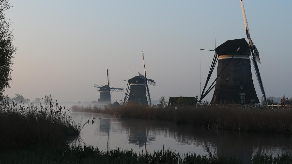 """""""Bí mật"""" ít người biết về cối xay gió - biểu tượng của người Hà Lan - 9"""