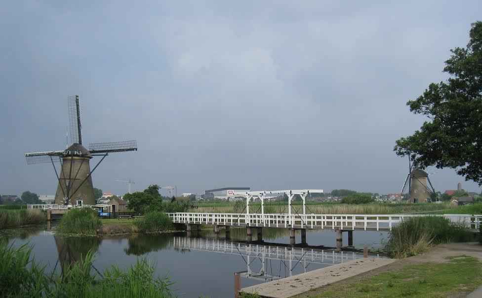 """""""Bí mật"""" ít người biết về cối xay gió - biểu tượng của người Hà Lan - 13"""