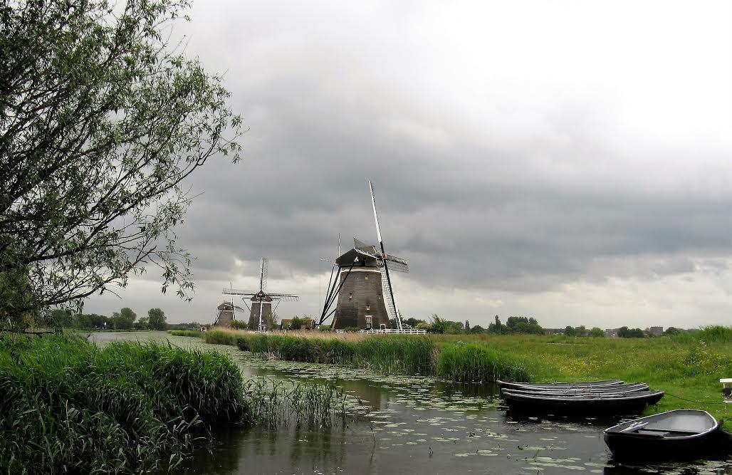 """""""Bí mật"""" ít người biết về cối xay gió - biểu tượng của người Hà Lan - 10"""