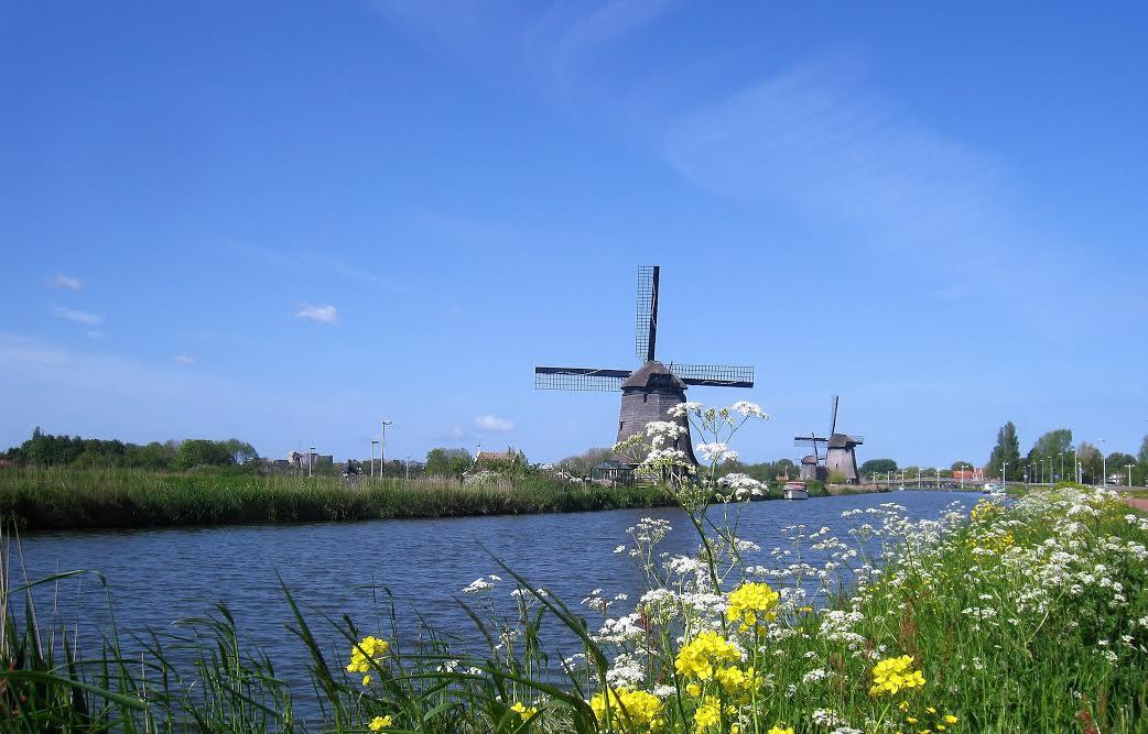 """""""Bí mật"""" ít người biết về cối xay gió - biểu tượng của người Hà Lan - 8"""