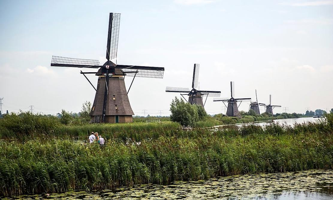 """""""Bí mật"""" ít người biết về cối xay gió - biểu tượng của người Hà Lan - 12"""