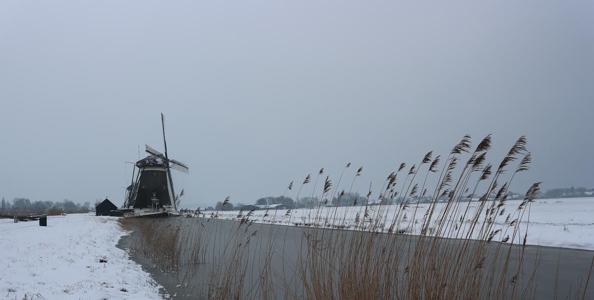 """""""Bí mật"""" ít người biết về cối xay gió - biểu tượng của người Hà Lan - 3"""