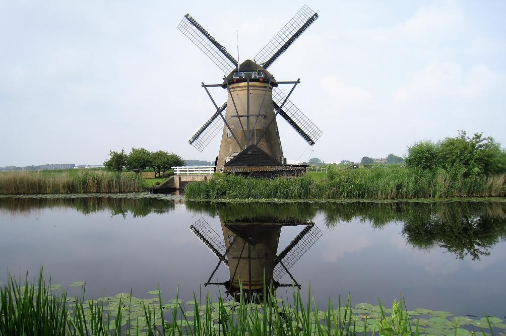 """""""Bí mật"""" ít người biết về cối xay gió - biểu tượng của người Hà Lan - 7"""