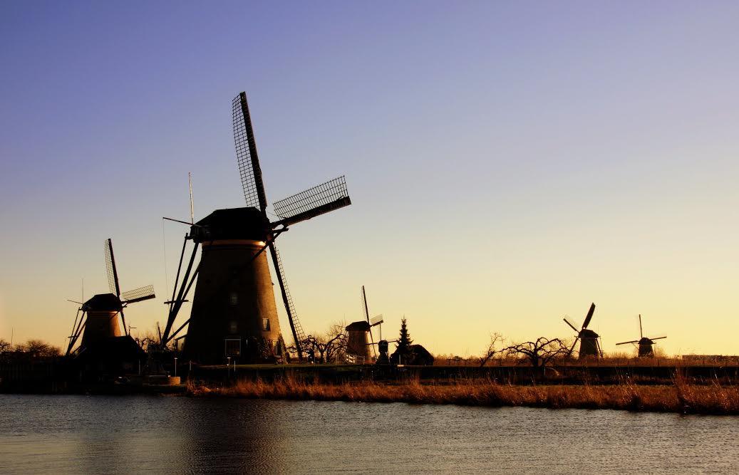 """""""Bí mật"""" ít người biết về cối xay gió - biểu tượng của người Hà Lan - 4"""