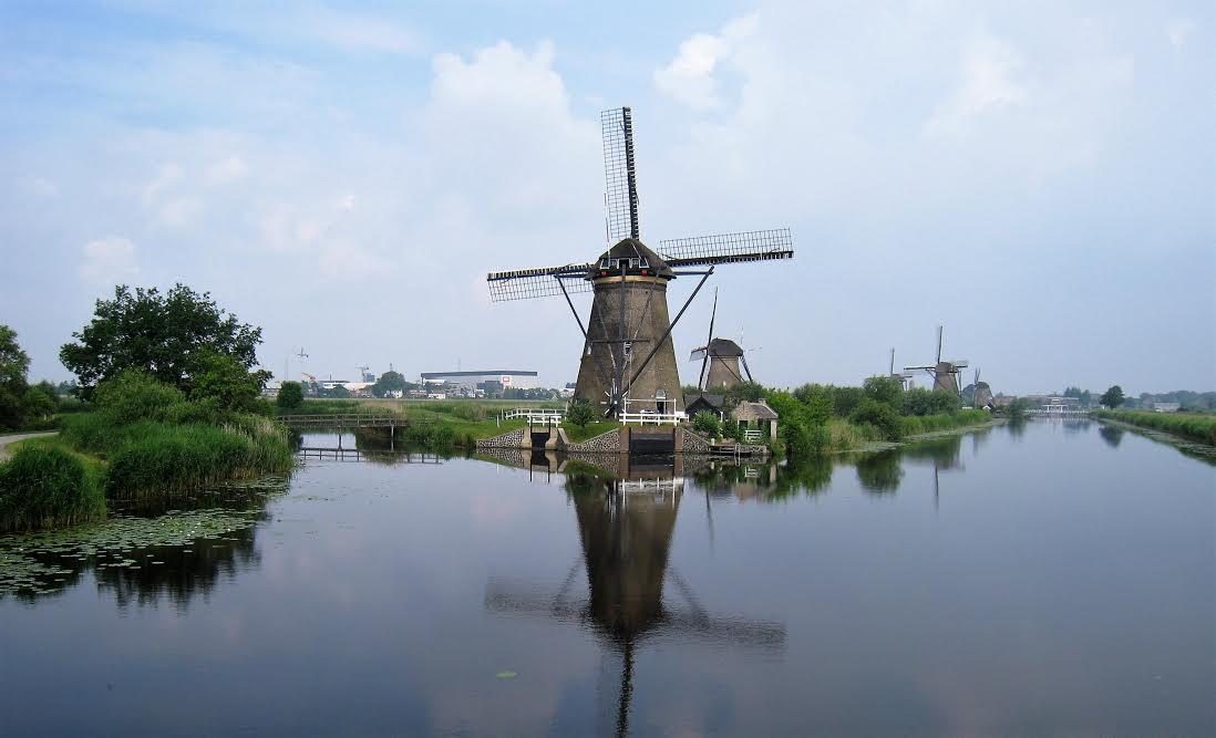 """""""Bí mật"""" ít người biết về cối xay gió - biểu tượng của người Hà Lan - 6"""