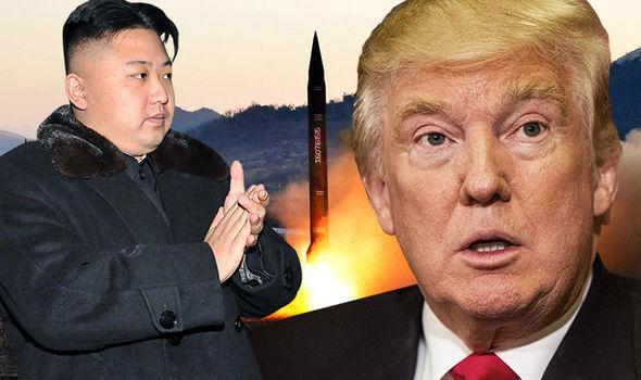 Trump chỉ có 10 phút đáp trả nếu Triều Tiên nã hạt nhân 1