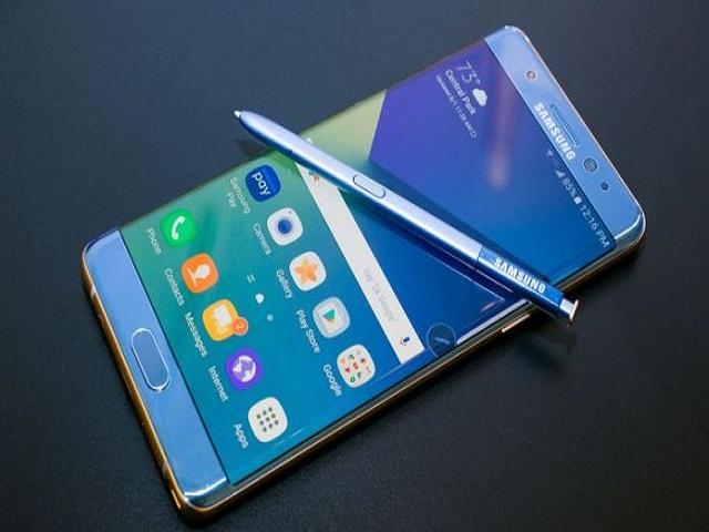 Galaxy Note 7 bản tân trang có tên gọi mới khi