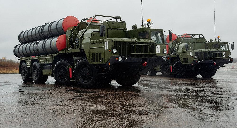 Nga báo động trung đoàn tên lửa S-400 bảo vệ Moscow 3