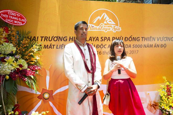 Doanh nhân Phạm Ngọc Phượng xinh đẹp tại lễ khai trương spa danh tiếng - 4