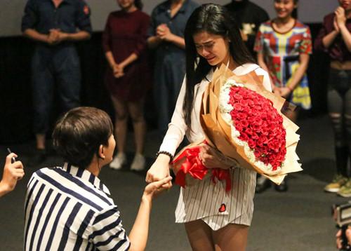 Chỉ vợ chồng Trương Quỳnh Anh mới có thể khiến fan choáng đến thế - 1