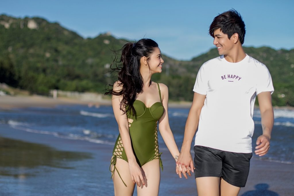 Chỉ vợ chồng Trương Quỳnh Anh mới có thể khiến fan choáng đến thế - 8