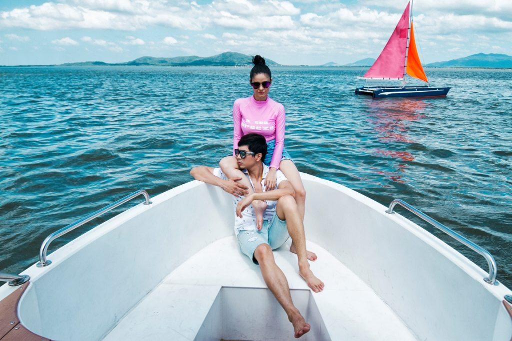 Chỉ vợ chồng Trương Quỳnh Anh mới có thể khiến fan choáng đến thế - 5