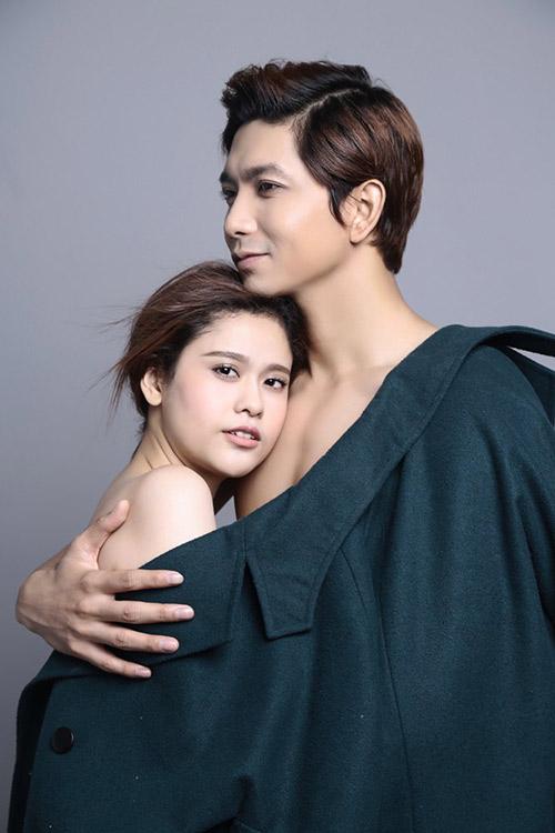 Chỉ vợ chồng Trương Quỳnh Anh mới có thể khiến fan choáng đến thế - 4