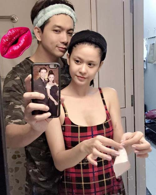 Chỉ vợ chồng Trương Quỳnh Anh mới có thể khiến fan choáng đến thế - 9