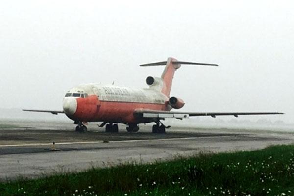 Thuê chuyên gia định giá máy bay bị bỏ rơi tại Nội Bài - 1