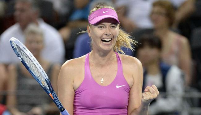 Roland Garros, đừng khóc Sharapova: Đẹp nhưng không có quyền - 1