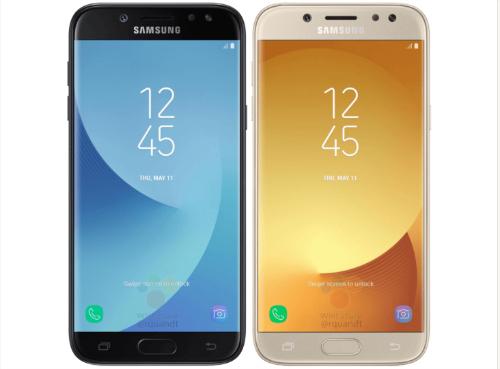 Galaxy J5 và J7 (2017) có camera chính 13MP, giá 7 triệu đồng - 1